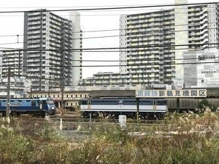 貨物列車の写真・画像素材[866663]