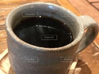 ブラックコーヒーの写真・画像素材[871373]