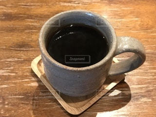 ブラックコーヒーの写真・画像素材[871434]