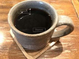 ブラックコーヒーの写真・画像素材[871435]