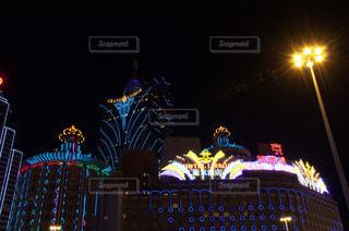 香港の夜の写真・画像素材[892178]