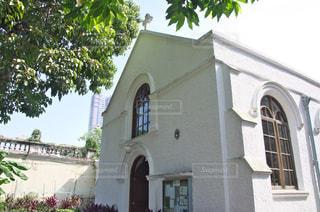 マカオ・モリソン礼拝堂の写真・画像素材[892350]