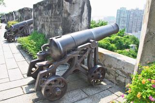 モンテの砦(世界遺産)の写真・画像素材[897026]