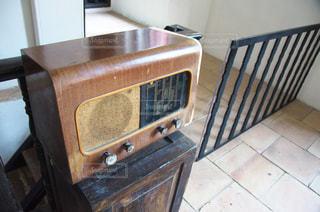 ラジオの写真・画像素材[912546]