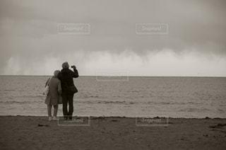 海辺の散歩の写真・画像素材[959490]