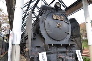 蒸気機関車の写真・画像素材[1021907]