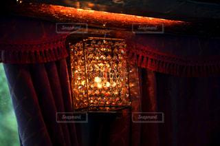 赤いランプ - No.1022022