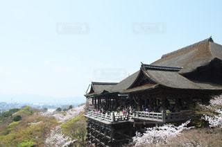 清水寺の写真・画像素材[1030562]