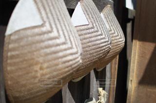 笠の写真・画像素材[1050473]