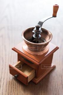 コーヒーミルの写真・画像素材[1096265]