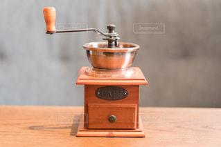 コーヒーミルの写真・画像素材[1096266]