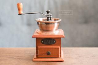 コーヒーミルの写真・画像素材[1096268]