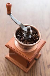 コーヒーミルの写真・画像素材[1096315]
