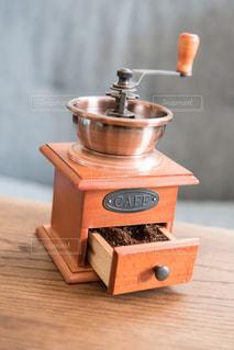 コーヒーミルの写真・画像素材[1096340]