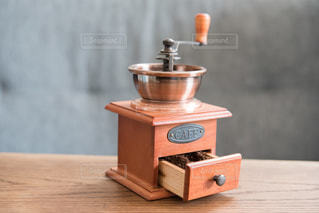 コーヒーミルの写真・画像素材[1096341]