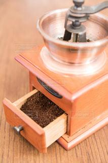 コーヒーミルの写真・画像素材[1096343]