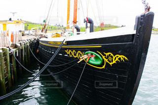 ハリファックスにて船の写真・画像素材[1351880]