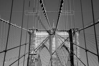 ブルックリンブリッジの写真・画像素材[1359171]
