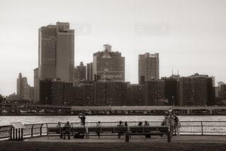 ブルックリンからの写真・画像素材[1361022]
