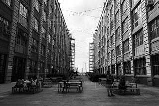 ブルックリンの写真・画像素材[1399680]