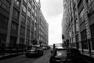 ブルックリンの街の写真・画像素材[1399686]