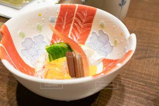 熱海旅行にて。前菜。の写真・画像素材[2038264]