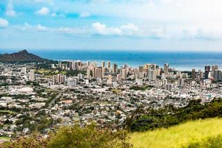 タンタラスの丘からの眺望の写真・画像素材[3150978]