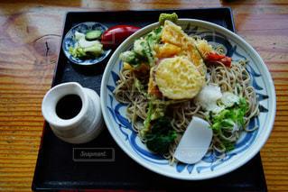 旅行で食べた蕎麦の写真・画像素材[854585]