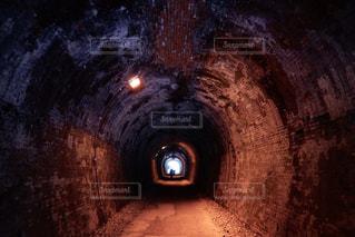 光への道の写真・画像素材[854726]