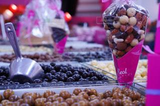 チョコレート マーケットの写真・画像素材[863727]