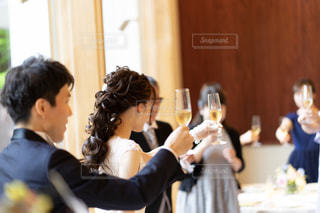 結婚パーティの写真・画像素材[1259649]