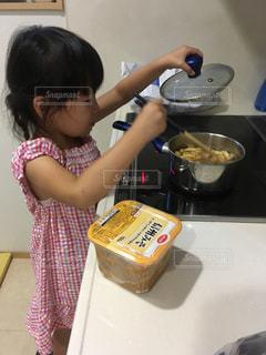 お味噌汁作ってまーす(^^)v - No.737516