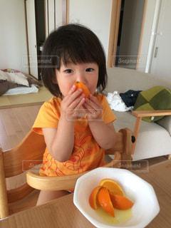 オレンジおいしい! - No.740428