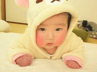 着ぐるみ赤ちゃん - No.740475