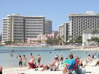 ハワイのビーチ - No.740516