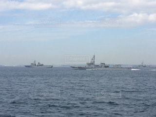 水体の大型船の写真・画像素材[749331]