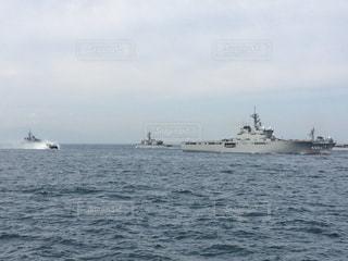 水体の大型船の写真・画像素材[751518]