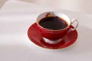 一杯のコーヒーの写真・画像素材[999268]