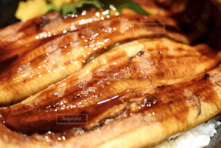 食べ物のクローズアップの写真・画像素材[4223404]