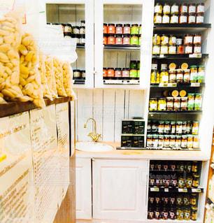 ドバイのオーガニック食品店の写真・画像素材[756376]