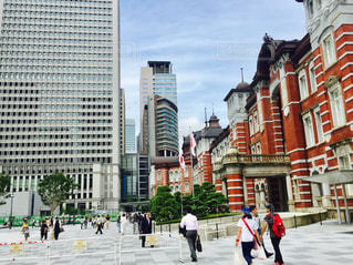 東京駅の写真・画像素材[762034]