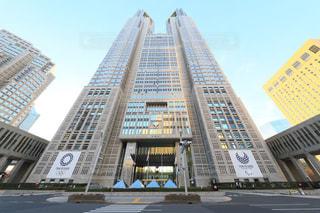 東京都庁 第一本庁舎の写真・画像素材[942733]
