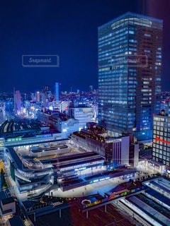 不夜城の新宿の写真・画像素材[1780223]