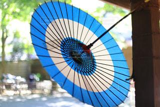カラフルな傘の写真・画像素材[1814665]