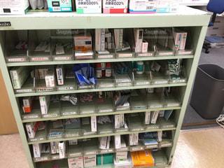 薬棚の写真・画像素材[793693]