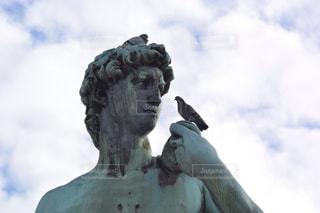 ダヴィデ像の写真・画像素材[744279]