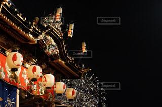 秩父夜祭りの写真・画像素材[737894]