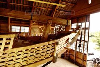 木造の船の写真・画像素材[745815]