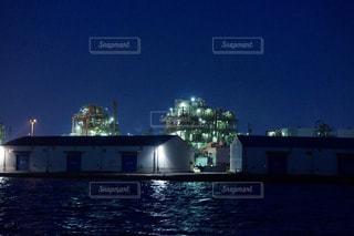 工場夜景の写真・画像素材[794632]
