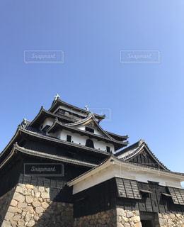 松江城の写真・画像素材[1073720]